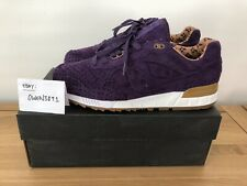 "Saucony Shadow 5000 X Play Cloths ""Strange Fruit"" Size UK 9.5 EU 44.5 US 10.5"