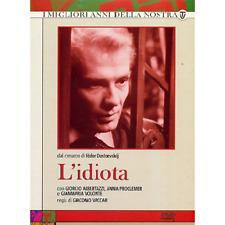 Idiota (L') (1959) (3 Dvd)  [Dvd Nuovo]
