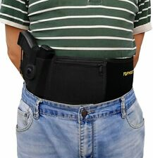 Left Right Ultimate 42in Belly Band Holster for Concealed Carry Pouch Bag Belly