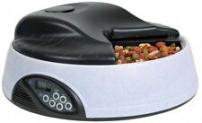 Automatic Feeder TX4 Plus Trixie Pet Love Animal Wet Dry Food Eat Cat Dog New