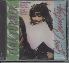 """TINA TURNER  """"Goes Country""""  NEW SEALED CD---R&B---C&W"""