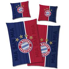 Linon Bettwäsche FC Bayern München Champions Glow in The Dark 135x200 Kinder Fan