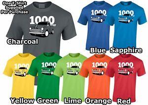 Morris Minor 1000 Pickup MENS T-Shirt
