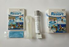 Wii Sports Resort (Nintendo Wii, 2009) complete bundle with Wii motion plus