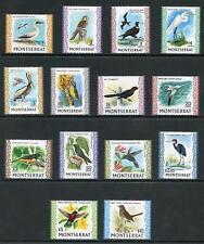 Montserrat 1970 SG242/54c Set of 14 U/M