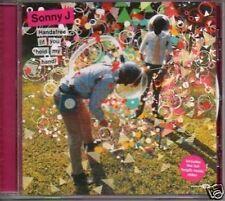 (592B) Sonny J, Handsfree (+ video) - DJ CD