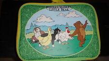 RARE MAURICE SENDAK LITTLE BEAR LUNCH BOX CARRY BAG