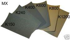 Profi Schleifpapier Micro Mesh 150-1200 Holz Drechseln