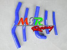 for 1996-2000 Suzuki RM125 RM 125 silicone radiator hose kit blue brand new