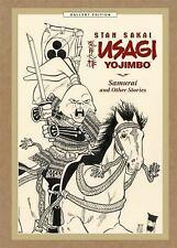 Usuagi Yojimbo Vol. 1 : Samurai and Other Stories by Stan Sakai (2015, Hardcover