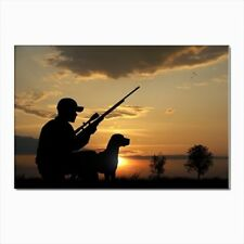 Duck Hunting Bird Hunting Postcards (Pack of 10) - Brand New