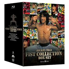 Jackie Chan <fist> Series Box Set [Blu-ray]