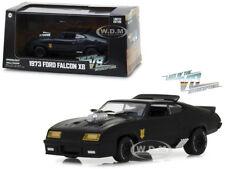 "1973 FORD FALCON XB BLACK ""LAST OF THE V8 INTERCEPTORS"" 1/43 BY GREENLIGHT 86522"