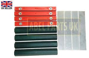 JCB PARTS-DIPPER WEAR PAD KIT FOR 3CX P8,P12,P21 (123/06189,123/03215,331/30894)