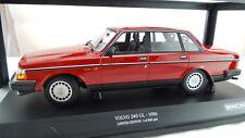 Minichamps 1: 18 Volvo 240 GL 1986 Rot 155171401 NEU  OVP