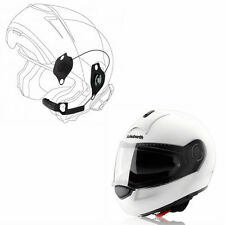 KIT PRO SOUND INTERPHONE F5/S MC/XT INTERFONO MOTO BLUETOOTH CASCO SCHUBERTH C3