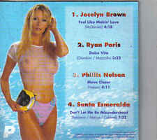 Wet&Wild-The Coolest Hits cd maxi single Cardsleeve