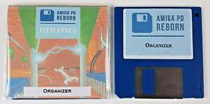 ORGANIZER FOR COMMODORE AMIGA 500/500+/600/1200 - AMIGA PD REBORN