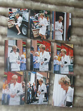 DIANA, PRINCESS OF WALES UNSEEN PHOTOS CHESTERFIELD JUNE 1993 TAKEN BY SELLER