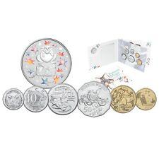 Australia 2019 Baby UNC 6-Coin Set Possum Magic On 50c & Coloured Token RAM