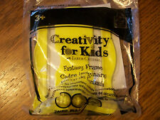 Wendy's Creativity for Kids Faber Castell Fantasy Frame Kids Meal Toy 2012 NIP