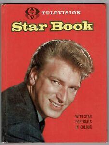 ATV TV Star Book - 1963  -  LOVELY CLEAN COPY!!