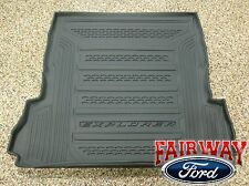 11 thru 19 Explorer Oem Genuine Ford Black Cargo Area Protector Mat Liner w Logo
