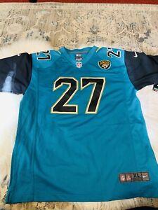 Leonard Fournette Jacksonville Jaguars NFL Youth XL Nike Teal Alt Game Jersey