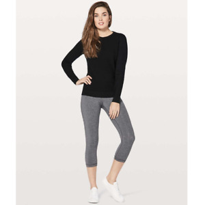 Lululemon Simply Wool Sweater Black