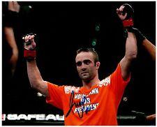 JACOB VOLKMANN Signed Autographed UFC MMA 8X10 PIC. E