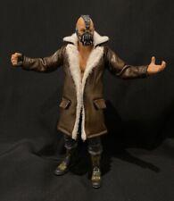 PB-LTC-BANE: 1/12 Bane Winter Coat for Mafex, Marvel Legends, Mezco, Mattel body
