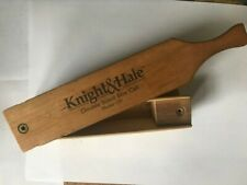 Knight & Hale Double Sided Box Call - Model 120