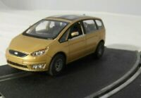 🚦🏁 FORD S MAX CONVERSION TO SLOT CAR TOW BAR SCALEXTRIC GOLD B8