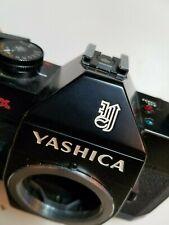 Yashica Tl Electro X 35mm Slr Film Camera Body