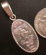 Rare One Of A Kind Disney Souvenir Princess pendant