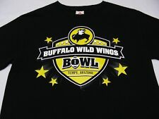 BUFFALO WILD WINGS BOWL - TEMPE, ARIZONA - SMALL SIZE T SHIRT