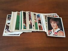 1984 AFL VFL Scanlens Football Sticker Card Set - 172 stickers inc Tony Lockett