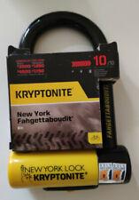 Kryptonite New York Lock Fahgettaboudit Mini U-Lock - brand new best lock