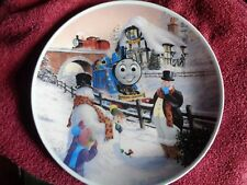 Vintage Thomas The Tank Plate