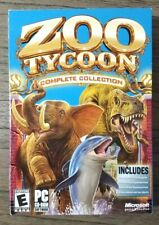 Zoo Tycoon: Complete Collection (PC, 2003) Complete In Box - READ DESCRIPTION!!!