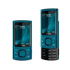 "Blue Nokia 6700S 2.2"" 3G  5MP Unlocked Stand-by Bluetooth Slide Phone Original"