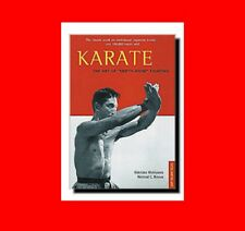 "KARATE BOOK:THE MARTIAL ART OF""EMPTY-HANDED""FIGHTING%MASTER TECHNIQUES+THEORY+MO"