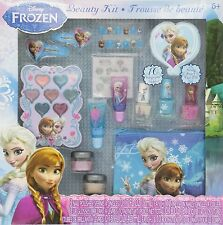 Disney's Frozen Beauty Cosmetic Set for Kids, New, Free Shipping