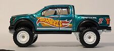 Hot Wheels '17 Ford F-150 Raptor PickUp Truck 2021 Mail-In UNSPUN Real Riders WH
