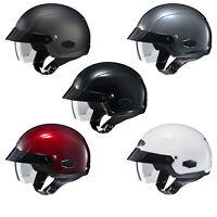 HJC IS-CRUISER Motorcycle Helmet (All Colors) Half Helmet