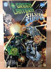 Green Lantern Silver Surfer Unholy Alliances dc marvel prestige format