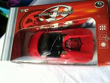 Speed 1 Racing Remote Control Red Sport Car