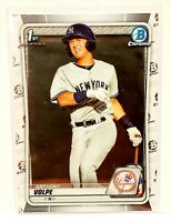 ANTHONY VOLPE RC 2020 Bowman Chrome 1st  Bowman Card #bcp- 139 Ready to Grade