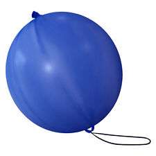Punch Balloons (50 pack) Perfect for Kid's Parties. Assorted Bright Colours!