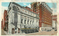 Postcard Orpheum Theatre, Kansas City, MO